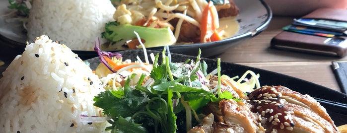 Soya Vegan Vietnamese Kitchen is one of v love berlin - the vegan side of berlin.