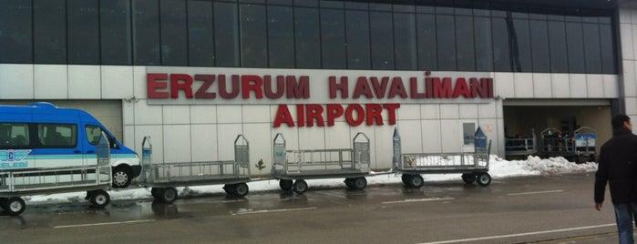 Erzurum Airport (ERZ) is one of Dima airports.