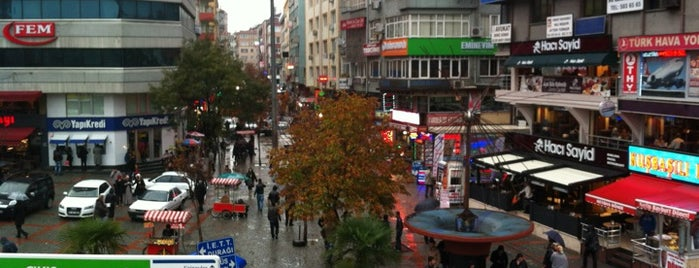 Şirinevler Meydanı is one of dostlardan tavsiyeler :).