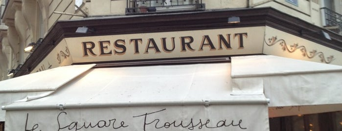 Le Square Trousseau is one of Paris // For Foreign Friends.