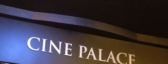 Cine Palace is one of Lazer.
