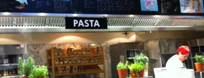 Vapiano is one of Berlin | Vegane Restaurants.