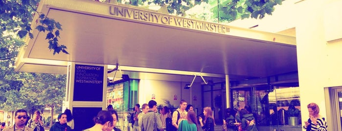University of Westminster is one of Schools & Universities.