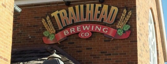 Trailhead Brewing Co. is one of BEER!.