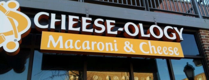 Cheese-ology Macaroni & Cheese is one of places to try.