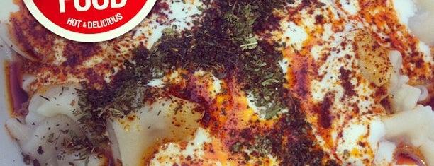 Hanımeli Mantı Çiğbörek is one of EATeries @Fethiye.