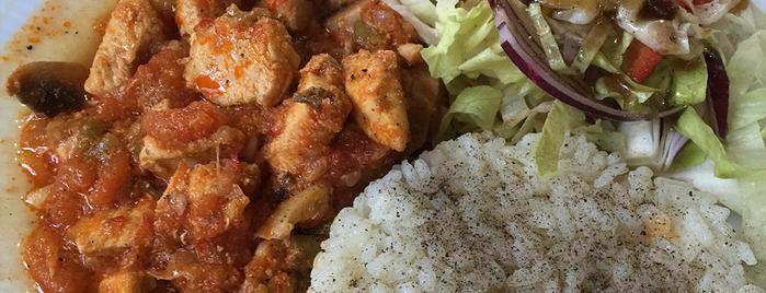 Saklı Bahçe Cafe is one of EATeries @Fethiye.