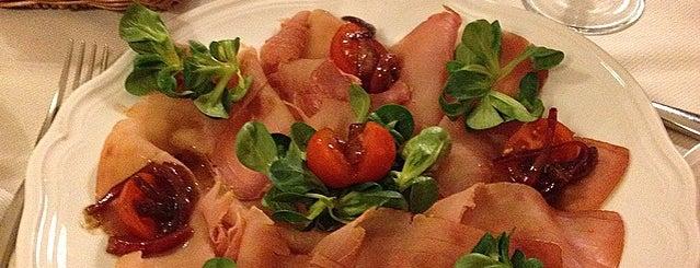 Ristorantino Il Tinello is one of Best restaurant in Bologna.