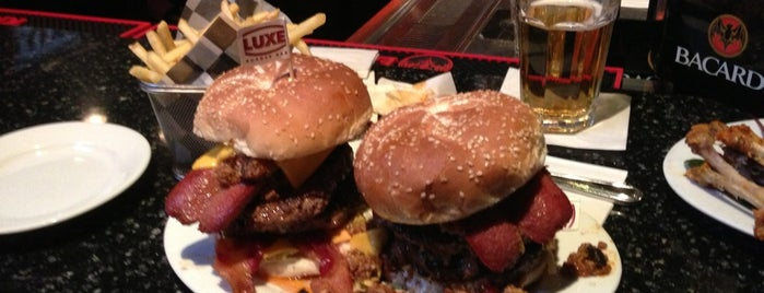 Luxe Burger Bar is one of Favorites-Providence.
