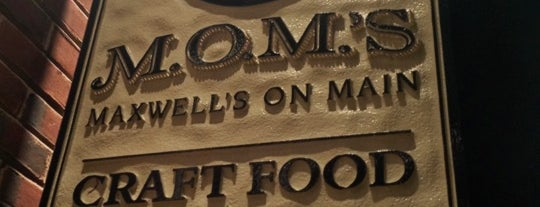 Mom's Maxwell's On Main is one of Bucks County Favorites.