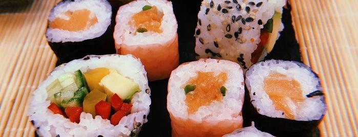 Kayo Sushi is one of Sofia.