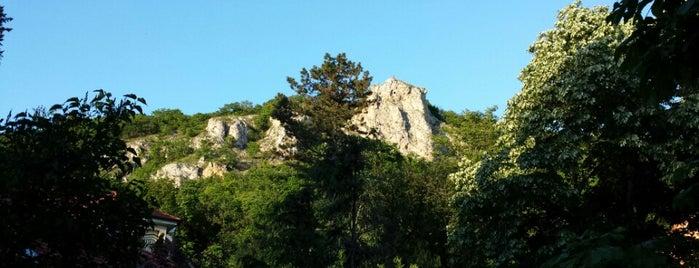 Apáthy-szikla is one of Budai hegység/Pilis.