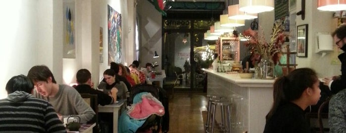 Cosmo is one of Best Coffices in Barcelona.