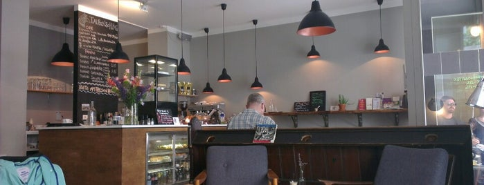 Café Taubenschlag is one of Berlin Best: Cafes, breakfast, brunch.