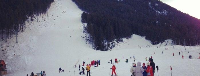Ски-зона Банско (Bansko Ski Zone) is one of Bulgaria.