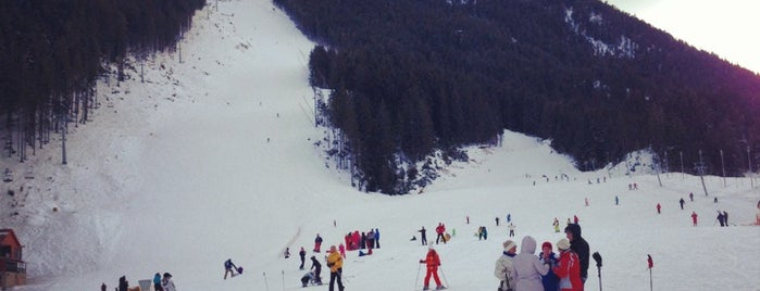 Ски-зона Банско (Bansko Ski Zone) is one of Подорожі.