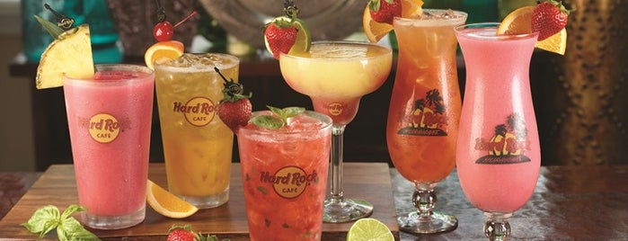 Hard Rock Cafe Cairo is one of Cairo NightLife.