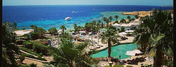 Hyatt Regency Sharm El Sheikh Resort is one of Be Charmed @ Sharm El Sheikh.
