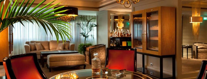 Cigar Lounge is one of Cairo NightLife.