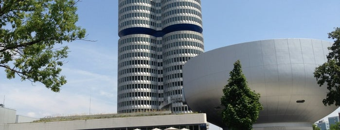 BMW Museum is one of My travel.