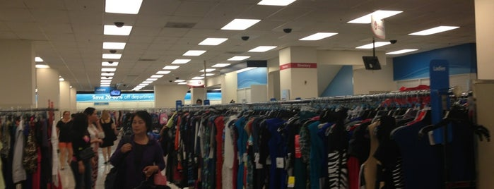 Ross Dress for Less is one of Stacey and Me.