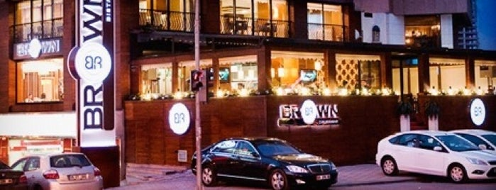 Brown Cafe&Bistro is one of in Ankara....