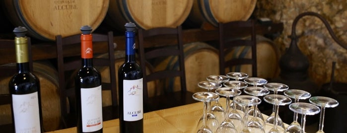 Quinta De Alcube is one of Wine In Portugal.