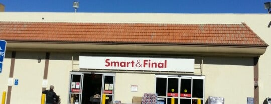 Smart & Final is one of Stacey and Me.