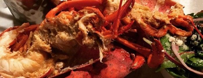Burger & Lobster is one of Wellesley Foodies in NYC.