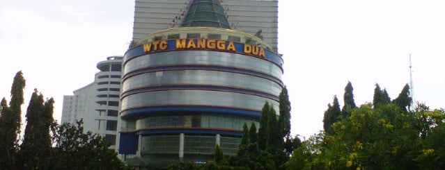 WTC Mangga Dua is one of All-time favorites in Indonesia.
