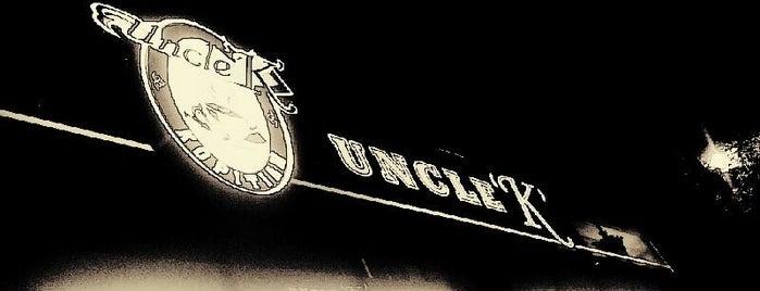 Uncle 'K' Kopitiam is one of Cafe & Kopitiam.