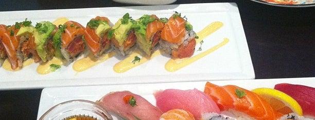 Kabuki Japanese Restaurant is one of Vegan dining in Las Vegas.