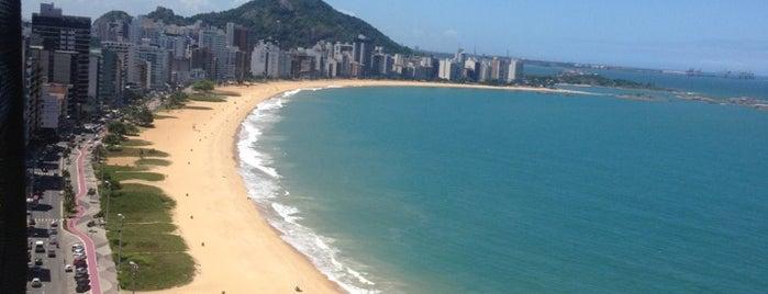 Praia da Costa is one of Fátima.