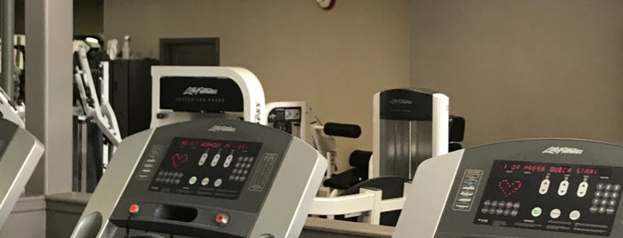 Eagle Fitness Health Club is one of kansas.