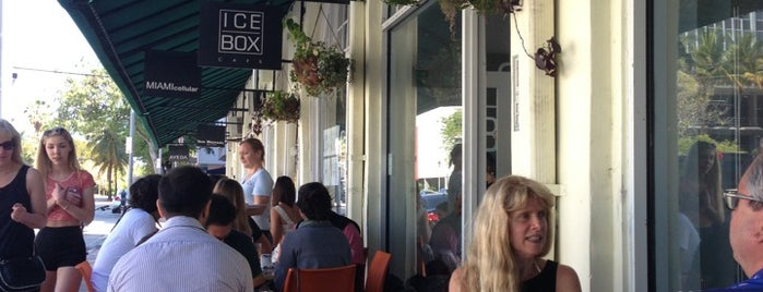 Icebox Cafe is one of HUNGRY.