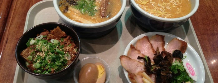 Santouka Ramen is one of A State-by-State Guide to America's Best Ramen.