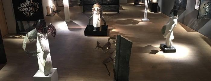 Erimtan Arkeoloji ve Sanat Müzesi is one of Ankara.