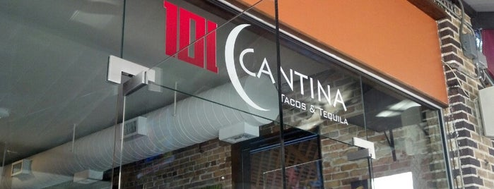 101 Cantina is one of Exotic Red Nights.