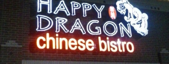 Happy Dragon Bistro is one of _todoaustin.