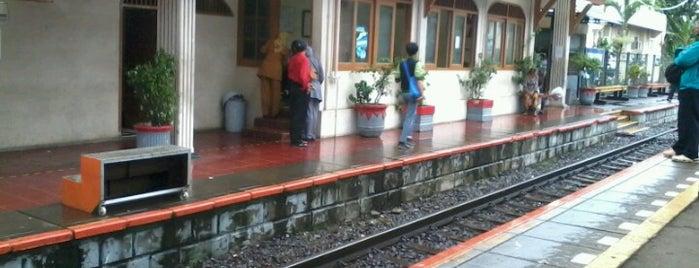 Stasiun Kemayoran is one of My adventure collection !.