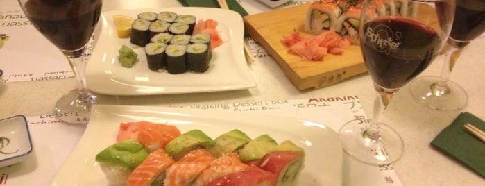 Akakiko is one of eat.