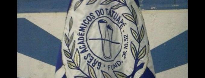 G.R.E.S. Acadêmicos do Tatuapé is one of Escola de Samba.