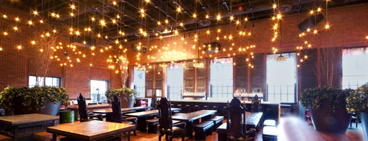 Hudson Common is one of Beer Gardens-To-Do List.