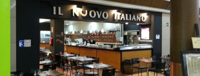 Il Nuovo Italiano is one of comidas.