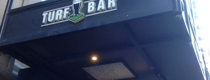 Turf Bar & Restaurant is one of Best of Melbourne.
