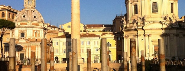 Foro di Traiano is one of Italy Musts!.