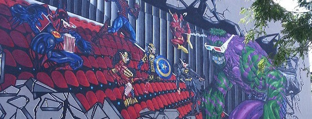 Williamsburg Cinemas is one of The Geek Guide to NY Comic Con & NY Super Week.