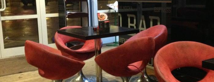 Red Espresso Bar is one of Кофейный мир.