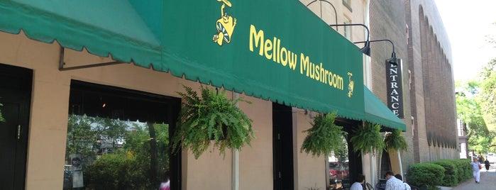 Mellow Mushroom is one of Savannah, GA.