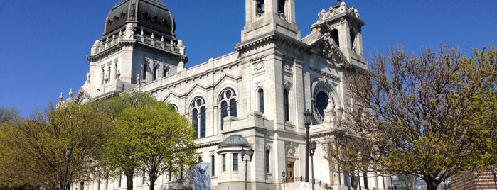 Basilica of Saint Mary is one of Minneapolis and St.Paul Restaurants & Bars.